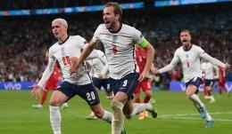 Harry Kane, striker tajam Inggris. Sumber: AFP/Getty/www.uefa.com