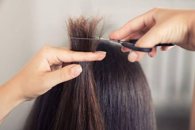 Ilustrasi potong rambut. Gambar: alter_photo via kompas.com