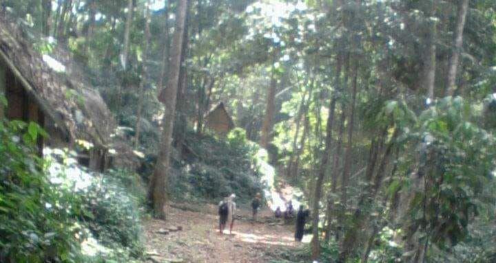 Perkampungan Baduy Luar (dokpri)
