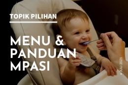 MPASI untuk anak mulai usia 6 bulan. Sumber ilustrasi: PIXABAY   Yalehealth
