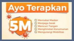 5 M - Protokol Kesehatan