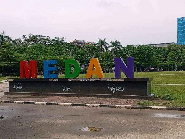 Dokpri, Lapangan Merdeka Medan