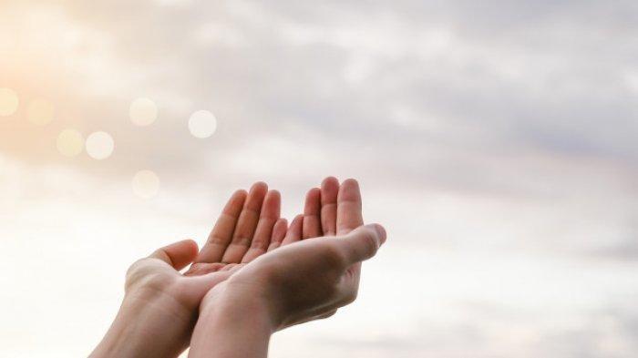 Ilustrasi doa, sumber: freepik.com