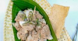Makanan Cabuk Rambak ( sumber: cookpad.com/TataKirana)