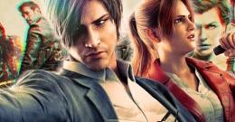 Leon dan Claire kembali beraksi (sumber gambar:cbr.com/Netflix)