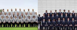 Duel Italia dan Inggris di final Euro 2020. (Sumber: Highsnobiety dan The Sun Online)