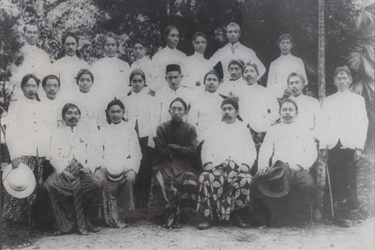 Para pendiri organisasi Budi Utomo. Sumber: Kemendikbud via Kompas.com