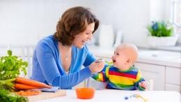 Perbedaan Menu MPASI pada Bayi Zaman Dulu, Kini, dan Nanti (foto dari haibunda.com)