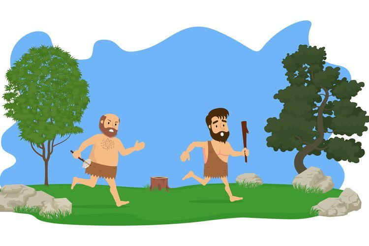Dulu pemuja batu dan pohon (foto: kompas.com)