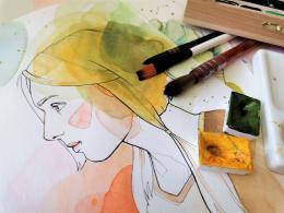 Gagasan kreatif menjadi hal yang paling dirindukan para kreator   Ilustrasi oleh Martina Bulkova via Pixabay