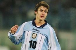 Aimar dulu pemakai jersey no.10 Argentina/marca.com