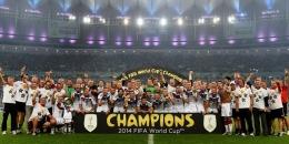 Argentina berhasil keluar sebagai juara - bola.net