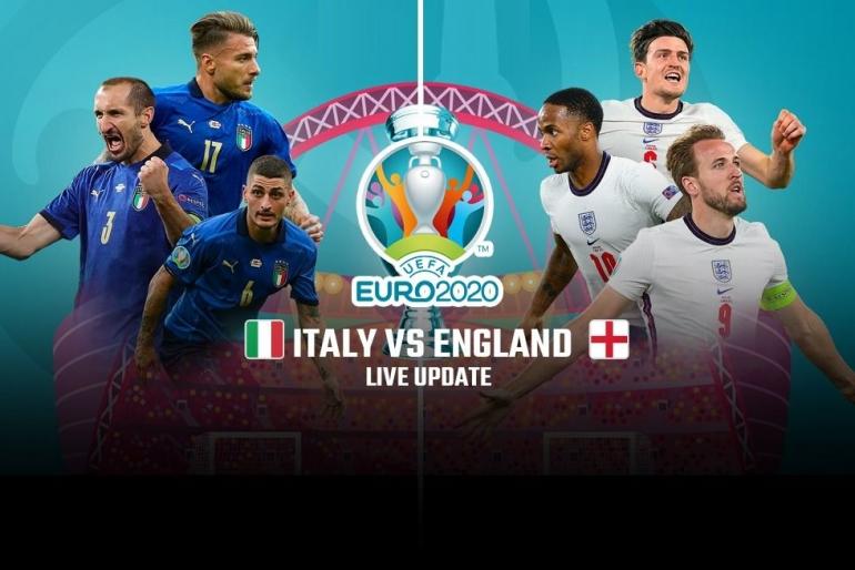 (Italia vs Inggris Dok: insidesport.co)