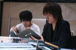 L dan Light Yagami | Dok. NTV & Warner Bross
