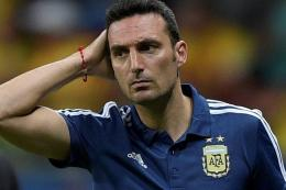 Lionel Scaloni/copaamerica.com