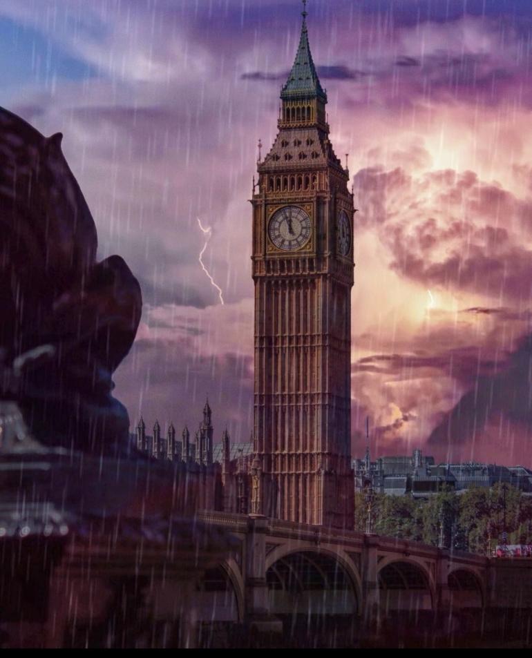 Big Ben London. Dokpri