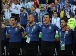 Empat Sekawan Pelatih & Asisten Pelatih Argentina/Marca.com