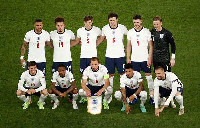 Skuat utama timnas Inggris. foto reuters