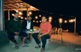 Dokpri. Di Kaffe Ngampa, Dompu-NTB,