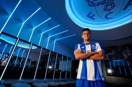 Luis Diaz gabung FC Porto (twitter Portista)