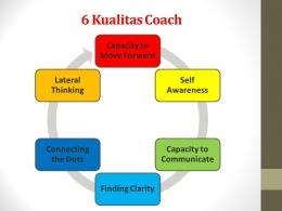 Info grafis 6 kualitas coach (dokumen pribadi)