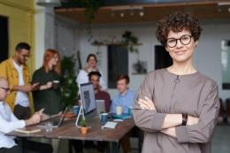 Ilustrasi leadership yang baik dalam sebuah tim kerja   Foto: Pexels.com