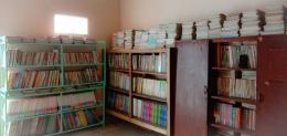 Ruang Pojok Baca (Bagian Dalam) Setelah Direnovasi (Dok. Pribadi)