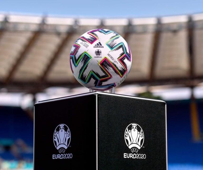 Bola resmi EURO 2020. (via Instagram.com/Euro2020)