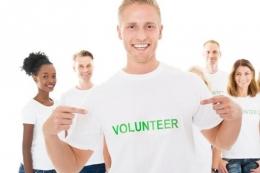 Ilustrasi menjadi volunteer. ( ThinkstockPhotos via edukasi.kompas.com)