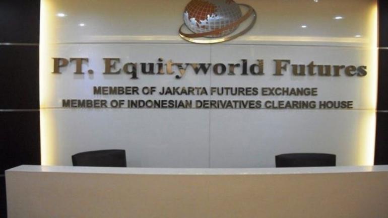 PT Equityworld futures trading foto: google