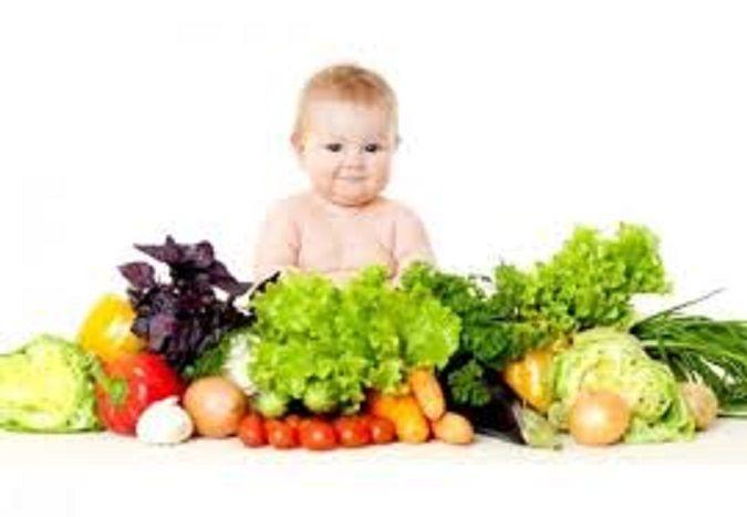 makanan sehat bayipu kuat (shutterstock)