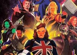 """Serial animasi """"What If..."""" bagaimana jika Peggy Carter jadi super soldier? (Sumber: greenscene.co.id/Marvel)"""