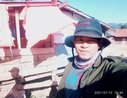 Dokpri. Di Dusun Nanga Doro