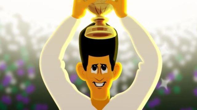Novak Djokovic (Gambar: balls.ie)