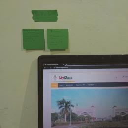 MyKlass Universitas Muhammadiyah Yogyakarta (UMY). (Dokumen pribadi/Risqi Indah Nur Laili)