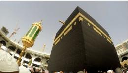 Foto Kabah di Mekah (Sumber: hajiplus.id)