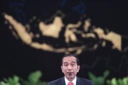 Presiden Jokowi. Gambar dari kompas.com