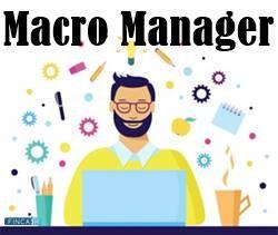 Macro Manager. Sumber: fincash.com