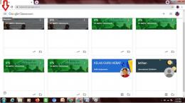 Sumber: screenshot/classroom.google.com