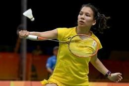 Lianne Tan/ BWF badminton