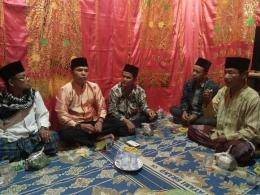 Pertemuan tengganai, Sumber foto Zulfani/Dokumentasi pribadi