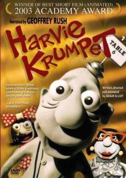 Harvie Krumpet raih Oscar (sumber: IMDb)