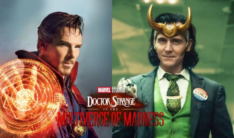Loki di Film Doctor Strange 2 (foto: itsallmarvel.com)