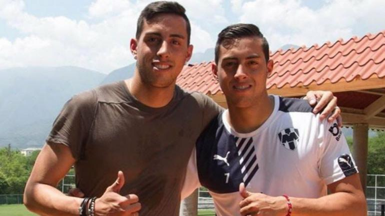 Rogelio dan Ramiro Funes Mori. Foto: instagram @rogeliofm9 dipublikasikan record.com.mx