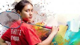 Thet Htar Thuzar/badminton photo
