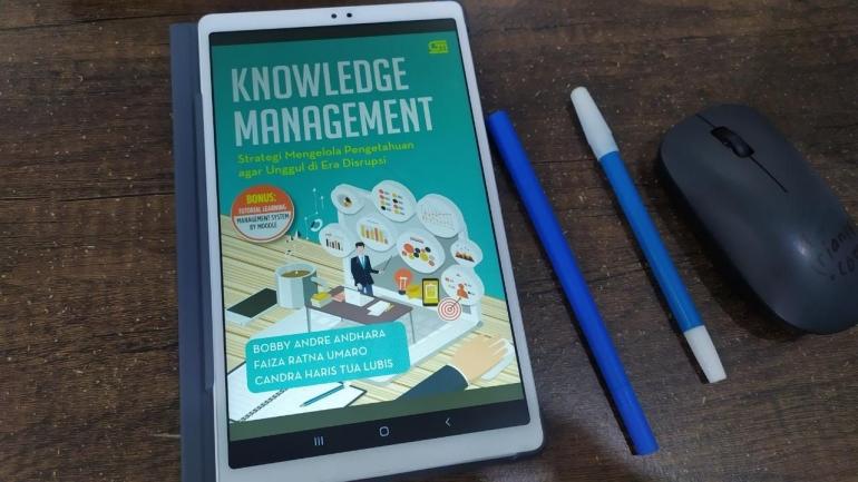 Buku elektronik Knowledge Management | Dok. Trian Ferianto