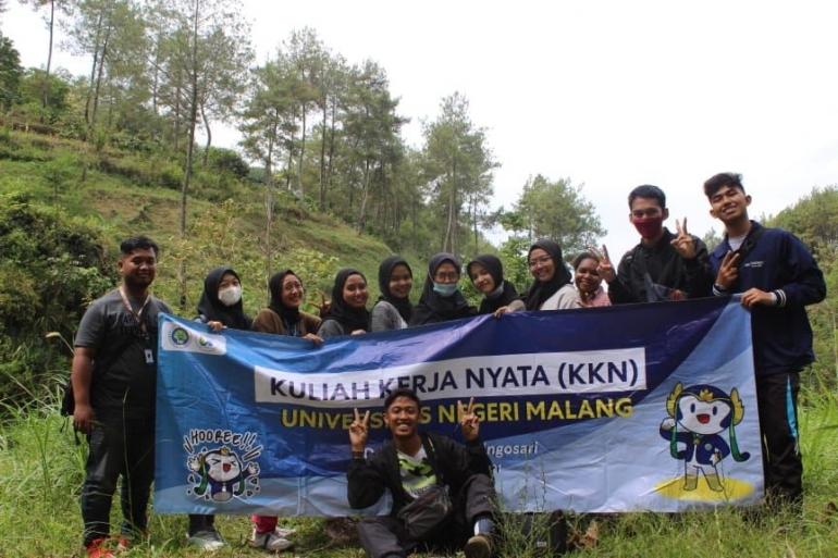 Observasi Lokasi Desa Klampok