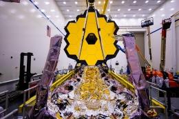 Teleskop Luar Angkasa James Webb NASA. Sumber: nasa.gov