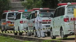 Ilustrasi mobil jenazah. Foto oleh Hilman Fathurrahman/ Tempo.co