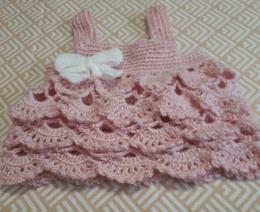 Baju cewek warna Pink (dok pribadi)